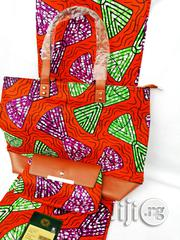 Quality Ankara Bag With 6yrds Wax And Purse On A Discount Price As A Bulk Buyer I | Bags for sale in Imo State, Owerri