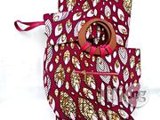 Quality Ankara Bag With 6yrds Wax And Purse | Bags for sale in Imo State, Owerri