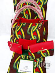 Quality Ankara Bag With 6yrds Wax And Purse On A Discount Price As A Bulk Buyer Vi | Bags for sale in Jigawa State, Dutse-Jigawa