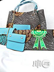 Quality Ankara Bag With 6yrds Wax And Purse On A Discount Price As A Bulk Buyer X | Bags for sale in Jigawa State, Dutse-Jigawa