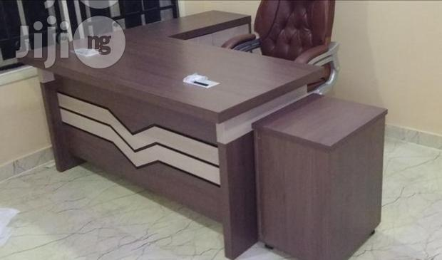 Durable Executive Office Table Brand New