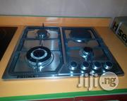 Brand New Phima Cooker 3 Gas Automatic + 1 Electric Element Anti -rust Iron 3 Years Warranty | Kitchen Appliances for sale in Lagos State, Ojo