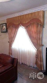 Board Design Quality Curtain | Home Accessories for sale in Lagos State, Ojo