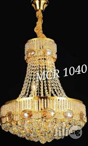 Classic Crystal Chandelier With Fantastic Disigner | Home Accessories for sale in Lagos State, Ojo