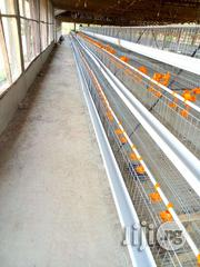 Best World Galvabized Battery Cages At Oyo State | Pet's Accessories for sale in Bayelsa State, Ekeremor