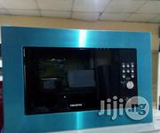 Brand New Polystar 20L Microwave Oven Inbuilt Cabinet | Kitchen Appliances for sale in Lagos State, Ojo