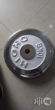 Weight Dumbbells Plate Weight Plates | Sports Equipment for sale in Lagos State, Surulere