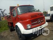 Clean Mercedes Benz 911 1986 Model Red Colour Sharp | Trucks & Trailers for sale in Lagos State, Apapa