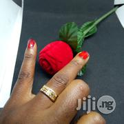 Brand New Original Romania Gold Engagement Ring | Jewelry for sale in Lagos State, Ikeja