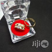Angelina Scot Couples Set of Engagement Wedding Ring ASCEW S1 - Gold | Jewelry for sale in Lagos State, Ikeja