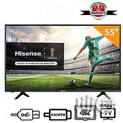Hisense 55 Inches Smart | TV & DVD Equipment for sale in Delta State, Sapele