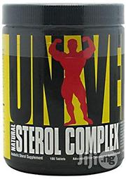 Universal Nutrition Natural Sterol Complex - 180 Tablets | Vitamins & Supplements for sale in Lagos State