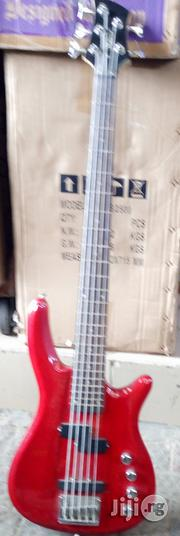 High Quality Ajc 5 Strings Guitar | Musical Instruments for sale in Lagos State, Ojo