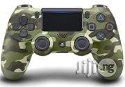Official Sony Ps4 Wireless Controller Green Camo | Video Game Consoles for sale in Lagos State, Ikeja