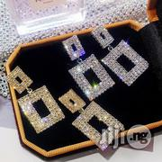Gold And Silver Dazzling Earring | Jewelry for sale in Lagos State, Ajah
