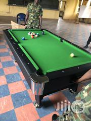 Snooker Board With Complete Accessories | Sports Equipment for sale in Abuja (FCT) State, Gwarinpa