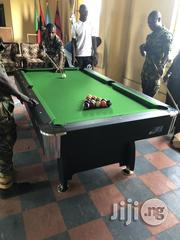Pool Table With Complete Accessories | Sports Equipment for sale in Nasarawa State, Lafia