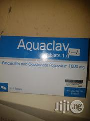 Aquaclav Antibiotics Is A Drugs That Can Cure Any Type Of Infections Nd Is A Blocking Agent Of Infections | Vitamins & Supplements for sale in Lagos State, Lagos Mainland