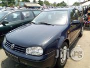 Volkswagen Golf 1.4 2003 Blue | Cars for sale in Lagos State, Apapa