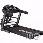 American Fitness 2.5HP Treadmill With Massager | Sports Equipment for sale in Abuja (FCT) State, Central Business District