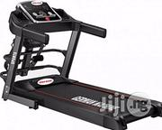 American Fitness 2.5HP Treadmill With Massager GERMAN MACHINE | Sports Equipment for sale in Lagos State, Ikeja