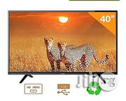 Coocaa Coocaa 40-inch LED With Stereo Audio (1920*1080) Television - Black - Made By Skyworth | TV & DVD Equipment for sale in Edo State, Akoko-Edo