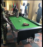 American Fitness Snooker Pool With 6cue Stick, 2sets of Balls and Complete Accessories | Sports Equipment for sale in Imo State, Owerri North