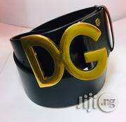 Original D G Ladies Tommy Leather Belt   Clothing Accessories for sale in Lagos State, Lagos Island