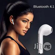 TWS I7 Earbuds Wireless Bluetooth Earphones Stereo Music For Mobile Phone | Headphones for sale in Lagos State, Ikeja