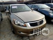 Honda Accord 2009 Gold | Cars for sale in Lagos State, Ajah