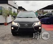 Lexus RX 2015 350 AWD Black | Cars for sale in Lagos State, Lekki Phase 1