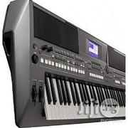 Yamaha Keyboard - PSR S670 | Musical Instruments & Gear for sale in Lagos State, Ojo