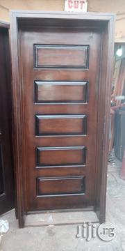 Mahogany Solid Door 3ft To 7ft For Sale | Doors for sale in Lagos State, Mushin