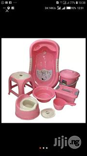 Bath Set. Quality and Durable Plastic | Baby & Child Care for sale in Abuja (FCT) State, Kubwa