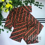 Classic Short Fendi Shirt And Short Knicker | Clothing for sale in Lagos State, Lagos Island