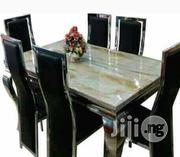 Brand New By 6 Mable Dinning Table | Furniture for sale in Lagos State, Ojo