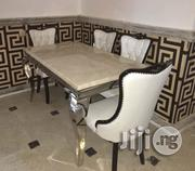 High Quality Imported New Marble Dining Table | Furniture for sale in Lagos State, Ikeja