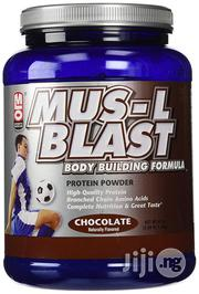 Buy MLO - Mus-L Blast Protein Powder Body Building Formula | Vitamins & Supplements for sale in Lagos State