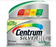 Centrum Centrum Silver Adult 50+ Multivitamin - 125 Tablets | Vitamins & Supplements for sale in Lagos State, Ikeja