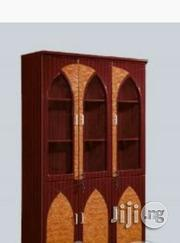 Quality Unique Wooden Book Shelves. By 4   Furniture for sale in Lagos State, Ojo