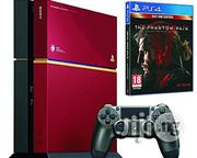 Playstation Ps4 500gb Console+ Metal Gear Solid V   Video Game Consoles for sale in Abuja (FCT) State, Central Business District
