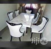 High Quality Marble Dining Table With 6 Chairs | Furniture for sale in Abuja (FCT) State, Gwarinpa