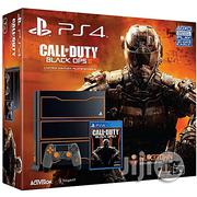 Playstation Playstation Ps4 1tb Console + Call Of Duty Black Ops Iii Limited Edition | Video Game Consoles for sale in Cross River State, Calabar