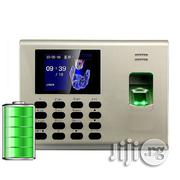 Zkteco K40 Time Attendance Access Control With Back-up Battery | Safety Equipment for sale in Lagos State, Ikeja