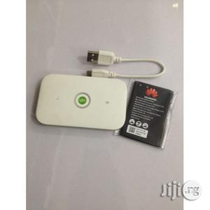 Glo 4G LTE Pocket Wifi With Free 12GB Data E5573cs-933