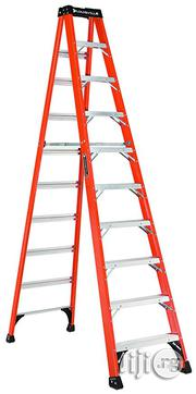 Louisville Ladder 10-foot Fiberglass Step Ladder, 375-pound | Hand Tools for sale in Lagos State, Ikeja