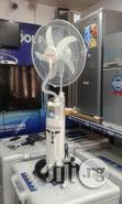 Rechargeable Water Mist Fan   Home Appliances for sale in Wuse II, Abuja (FCT) State, Nigeria