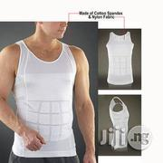 Men's Slimming Vest (Black And White) | Clothing for sale in Lagos State, Lagos Mainland