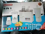 Masterchef MC-BL6776J 4-in-1 Juicer, Blender, Grinder And Mill | Kitchen Appliances for sale in Lagos State, Lagos Mainland