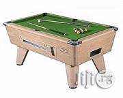 American Fitness Marbel Snooker Table British Coin | Sports Equipment for sale in Lagos State, Lekki Phase 1